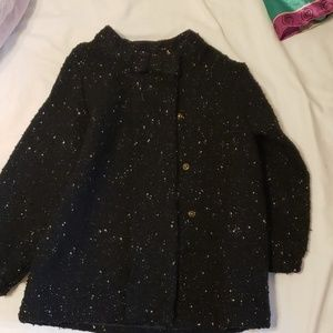 Girl's Sparkly Coat